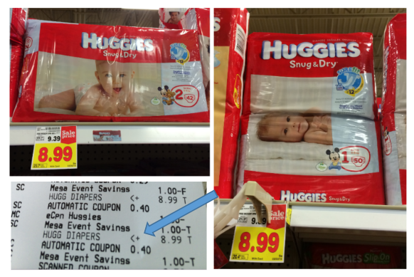 Huggies Diapers Kroger