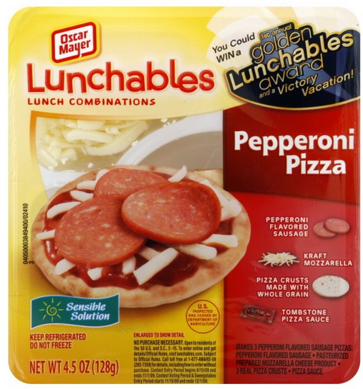 Lunchables Lunch Combinations Coupon! - Kroger Krazy