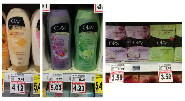 Olay Closeouts