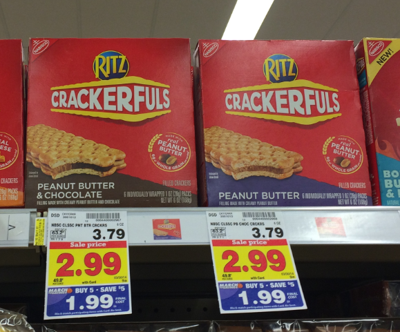 Ritz Crackerful