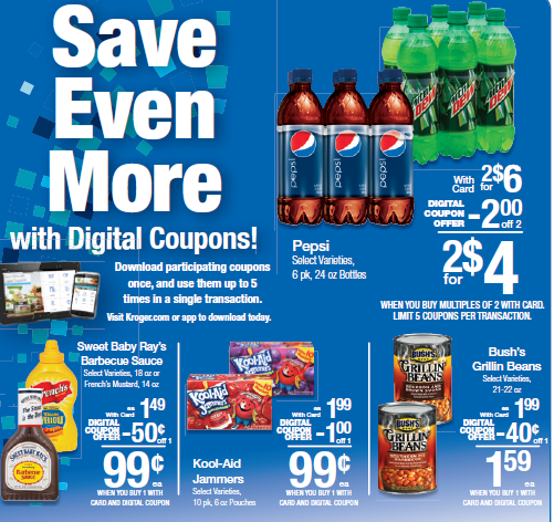 kroger grocery coupons