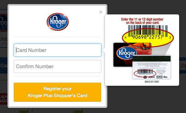Savingstar Kroger Login