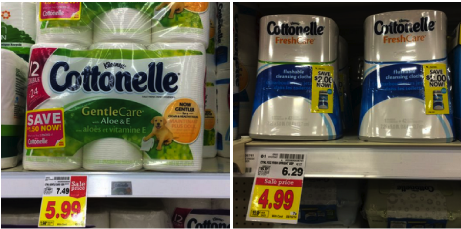 Kimberly Clark Kroger Catalina