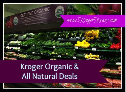organic kroger