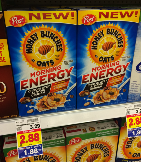 honey bunches of oats coupon