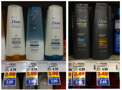 dove hair coupon