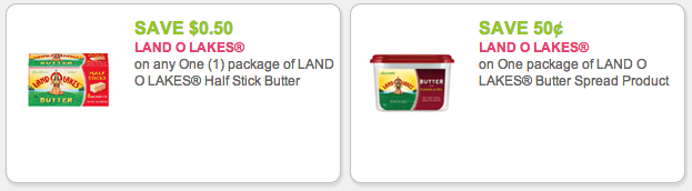 butter coupons