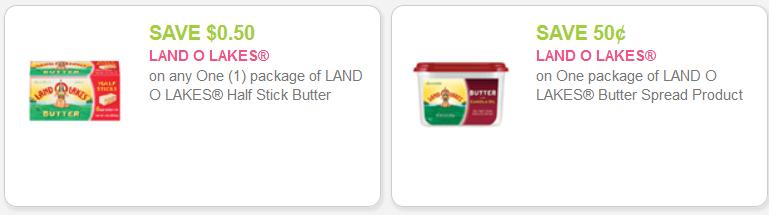 Land O lakes coupons