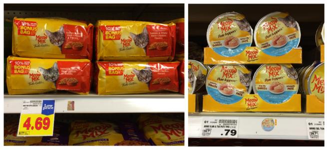 Meow Mix Kroger Pic