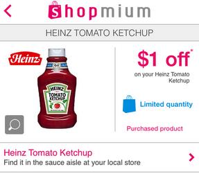 heinz ketchup kroger
