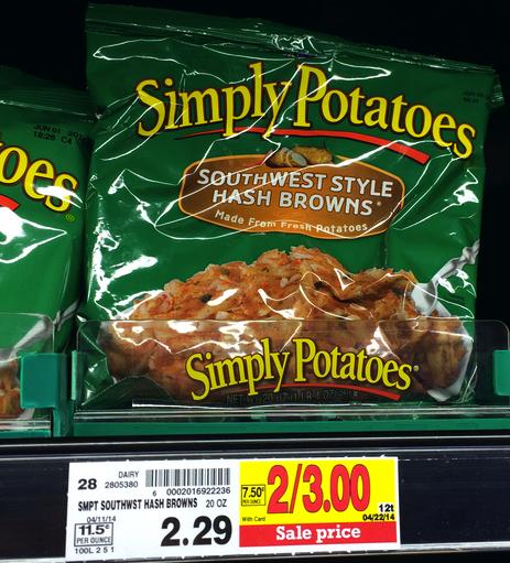 Simply Potatoes Kroger