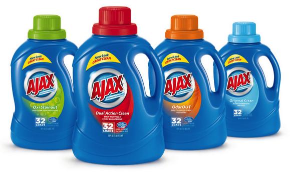 Ajax Laundry Detergent Coupon