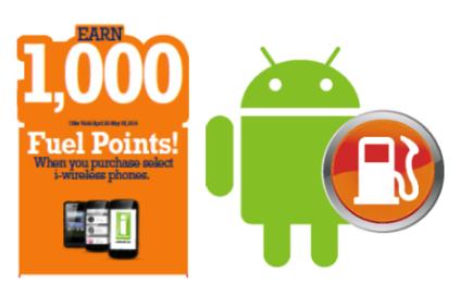 1000 fuel points i-wireless