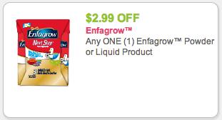 enfagrow coupon