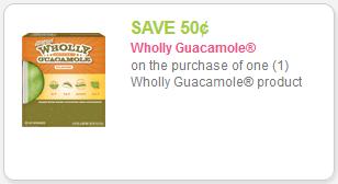 Wholly Guac Coupon