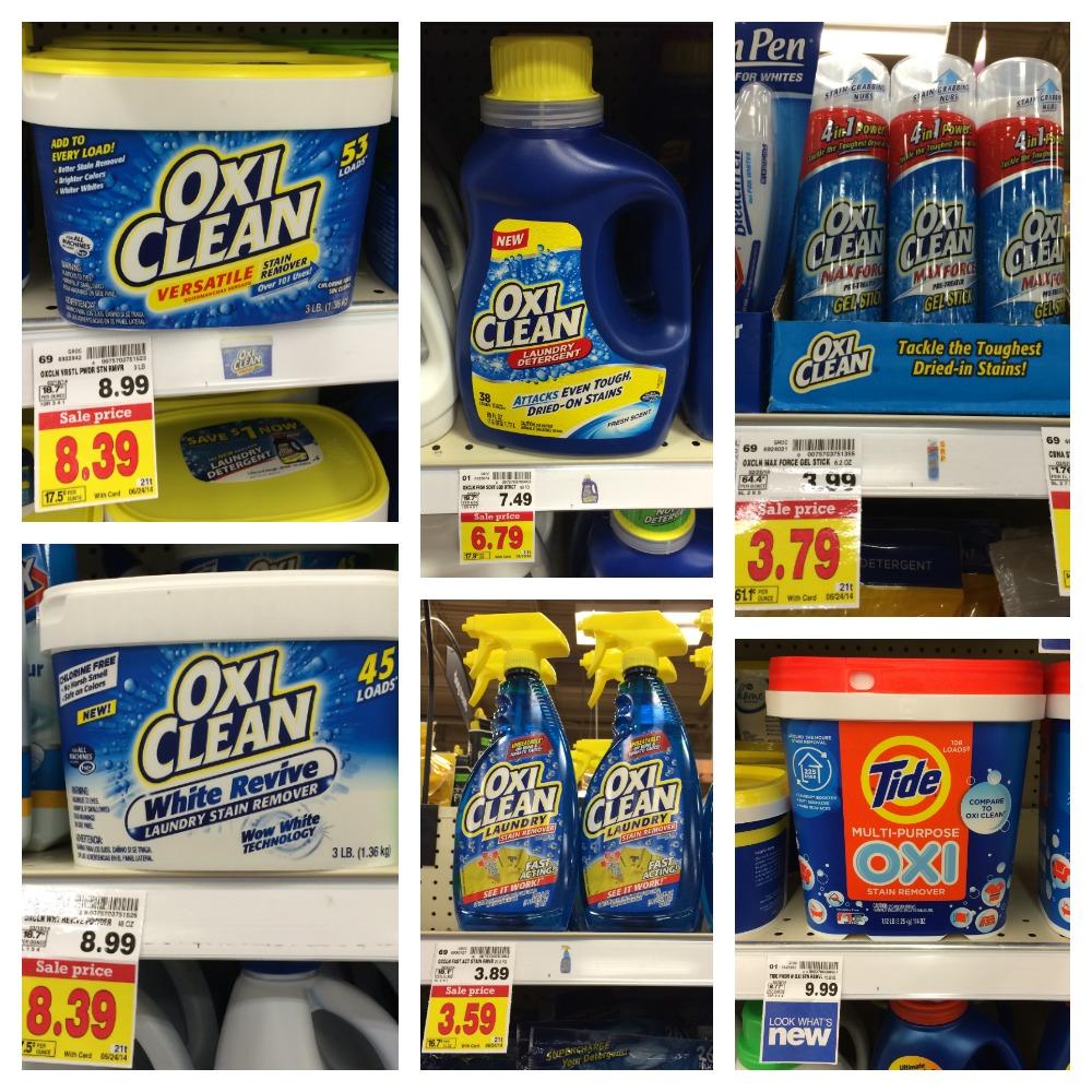 oxi laundry