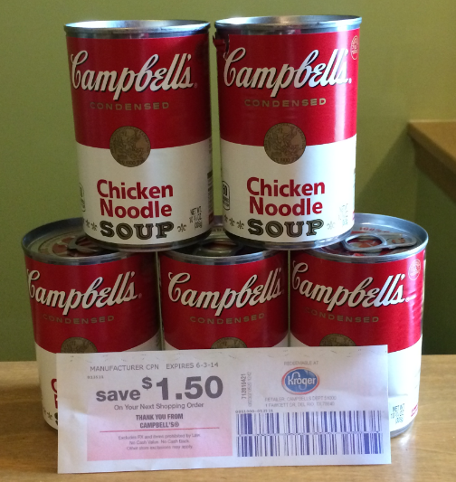 Campbells Catalina Offer Pic