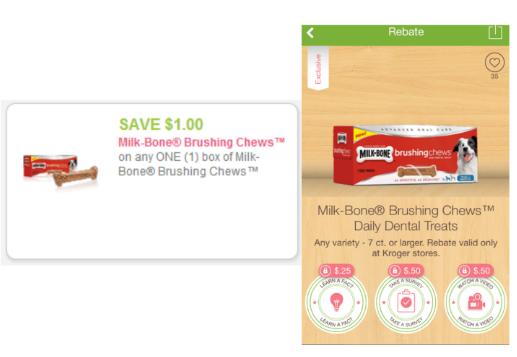 Milk-Bone coupons