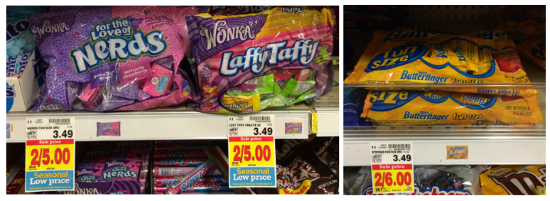 Nestle and Wonka Fun Size Coupons