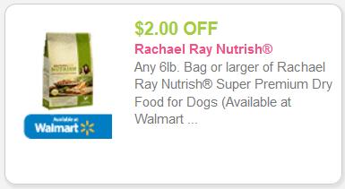 Rachael Ray Nutrish Coupon