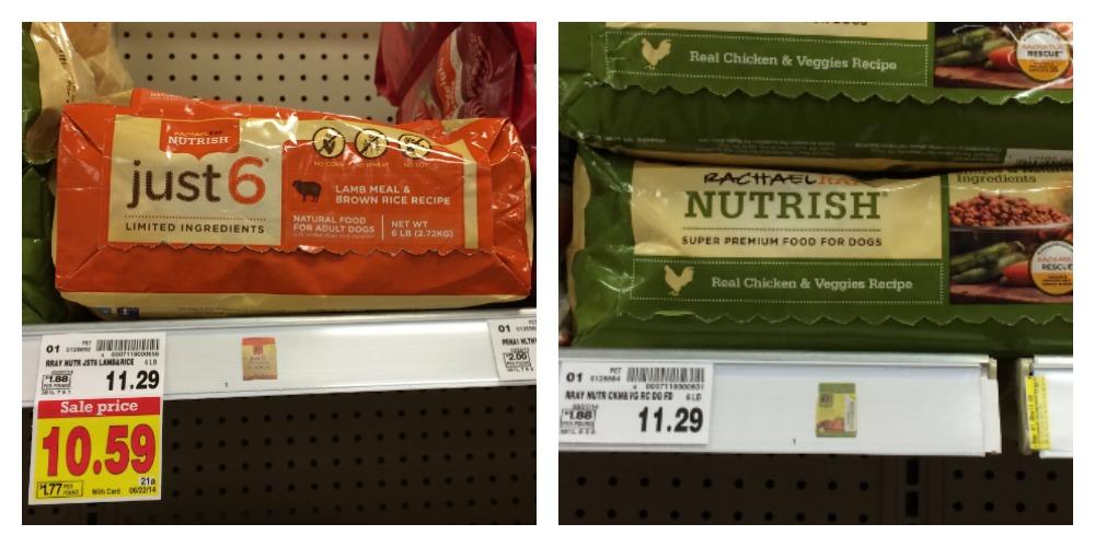 Rachael Ray Nourish Dog Food Reviews