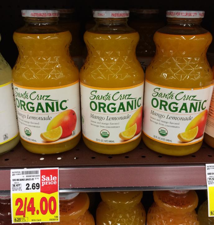 Santa Cruz Organic Coupon