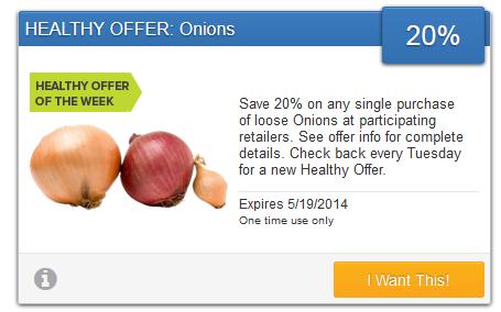 Savingstar Onions