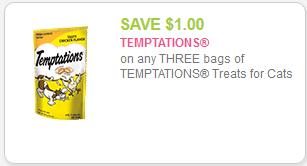 Temptations Coupon