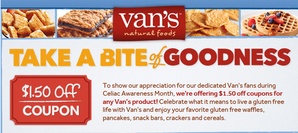 Van's Coupon