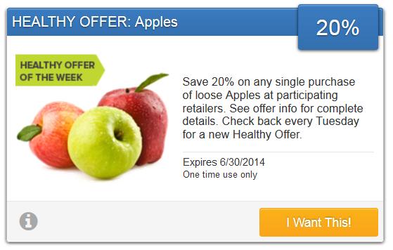 Apples savingstar