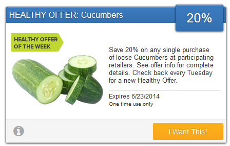 Cucumbers Savingstar