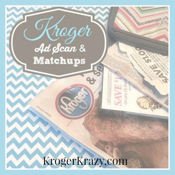 Kroger Grocery Store Ad
