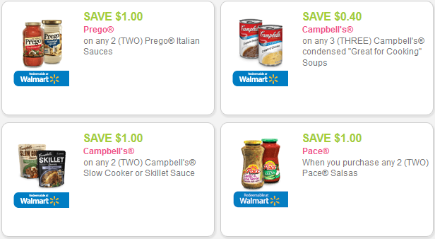 New Campbell's Coupons
