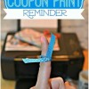 Print Coupon Reminder