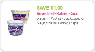 Reynolds Baking Cups Kroger Pic