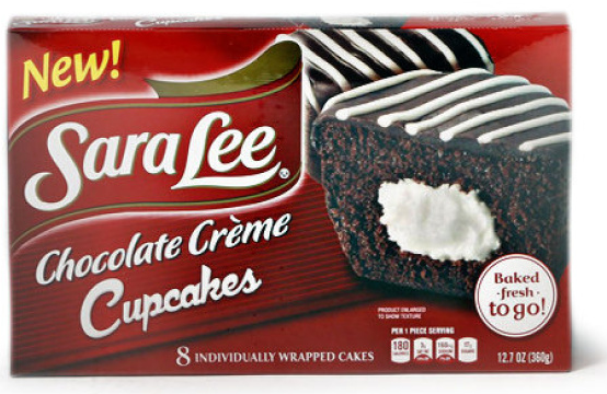 Sara Lee Snack Cakes