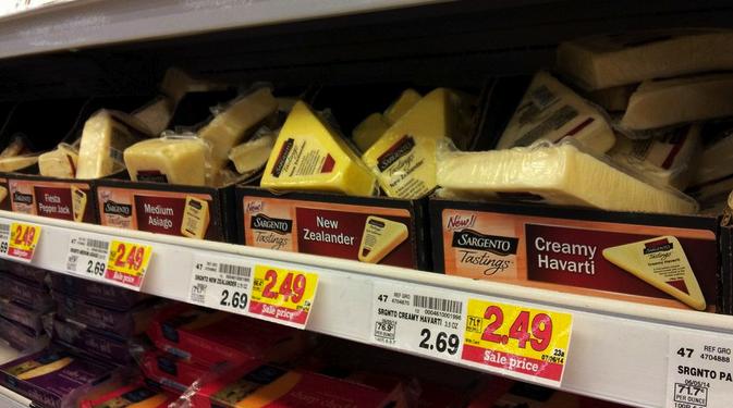 Sargento Tastings Natural Cheese