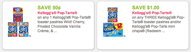 picture about Pop Tarts Coupon Printable called 2 Fresh Pop-Tarts Discount codes + Kroger Promotions!! Kroger Krazy