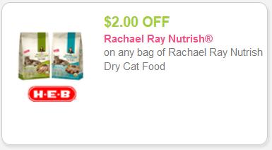 Rachael Ray Dry Dog Food Coupons