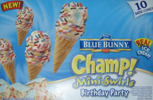 Blue Bunny Image