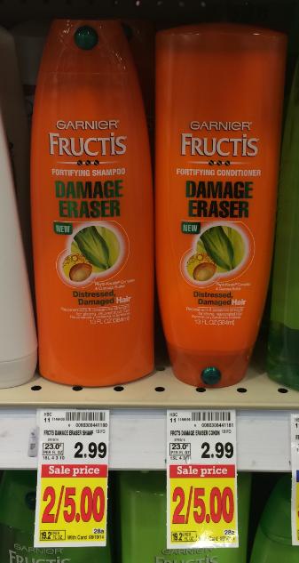 Garnier Shampoo Kroger