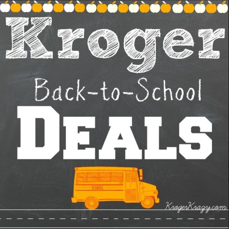 Kroger Back to School