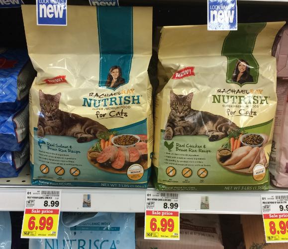 Nutrish Cat