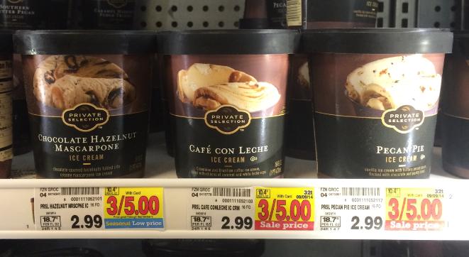 Brain Freeze Private-Selection-Ice-Cream