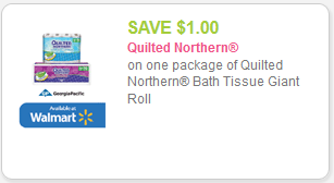 New Quilted Northern Bath Tissue Giant Roll Coupon Kroger Krazy
