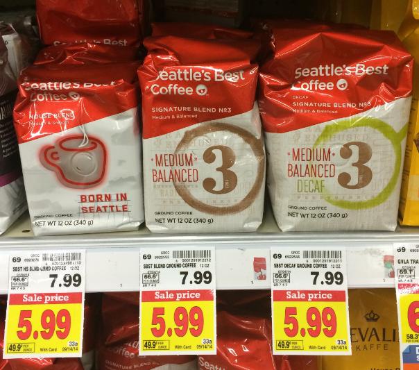 Seattle's Best Coffee Kroger