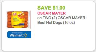 oscar mayer beef hot dogs coupon at kroger. Black Bedroom Furniture Sets. Home Design Ideas