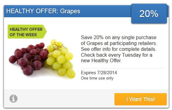 grapes savingstar