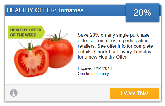 healthy offer Savingstar