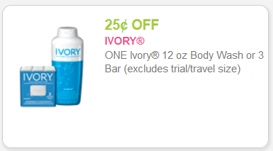 ivory coupon